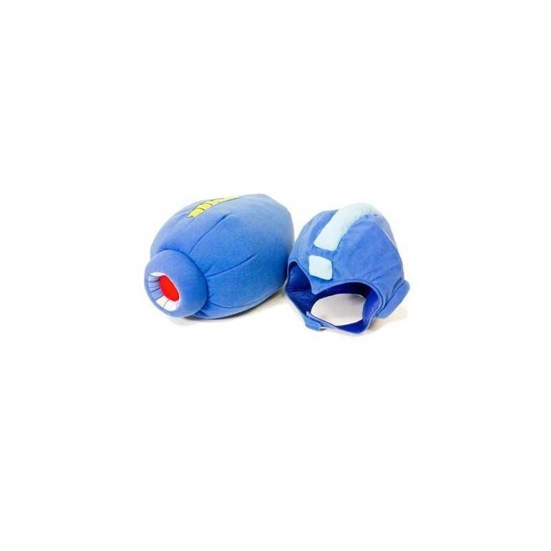 Rockman Helmet & Baster