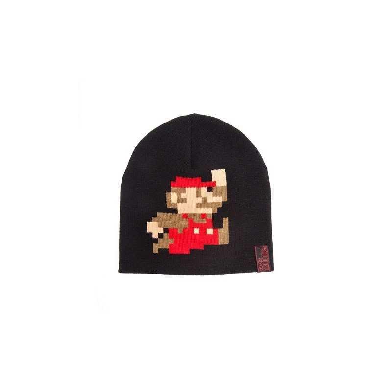 Bonnet Super Mario retro