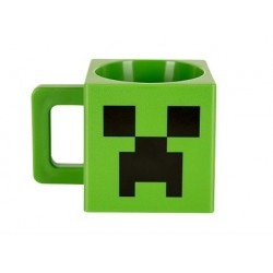 Mug Minecraft Creeper Face