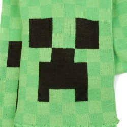 Echarpe Minecraft Creeper