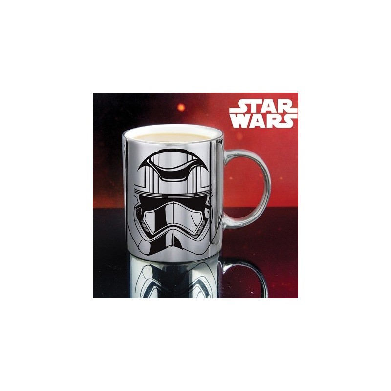 Mug Captain Phasma Chromé