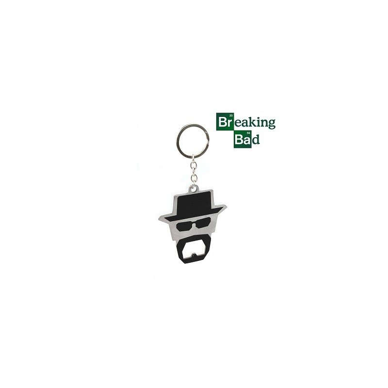 Porte clés décapsuleur Breaking Bad Heisenberg