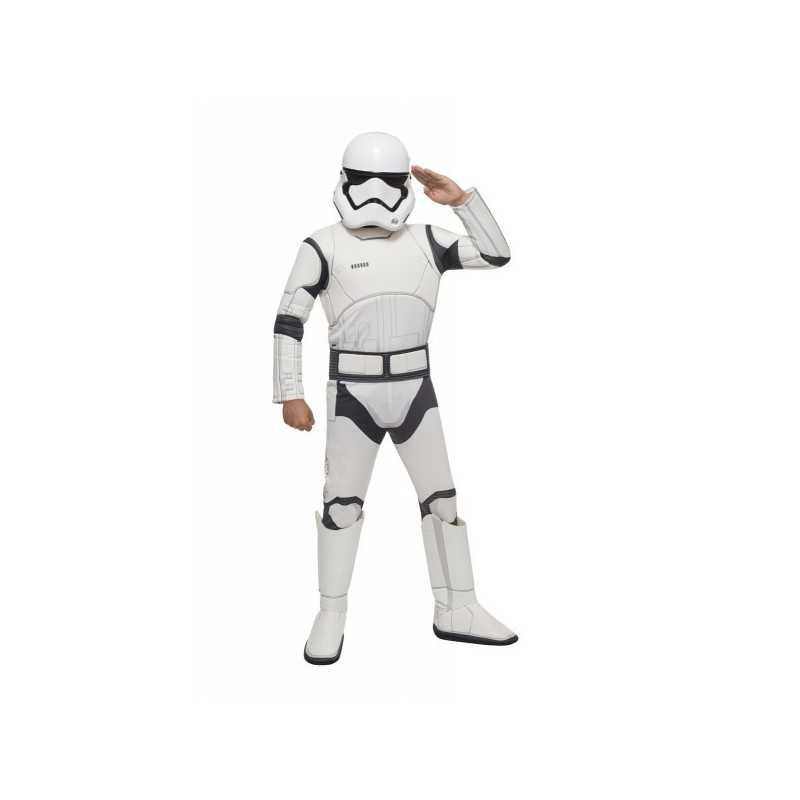 Costume Stormtrooper épisode 7 enfant