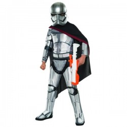 Costume Stormtrooper Phasma enfant
