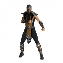 Costume Mortal Kombat de Scorpion