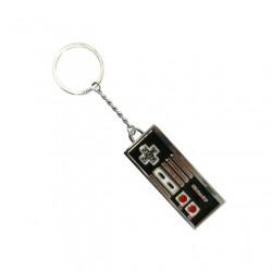 Porte clés métal manette Nintendo