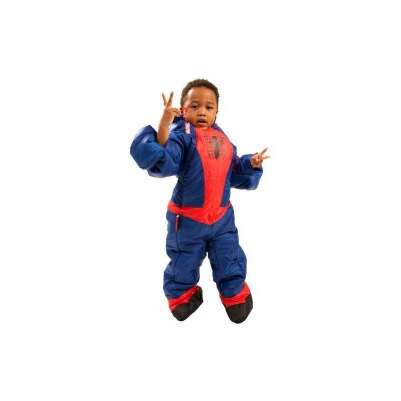 Petit Sac de couchage Spiderman enfant