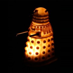 Veilleuse Dalek de Doctor Who