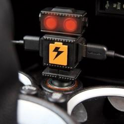 Chargeur Double Usb de voiture
