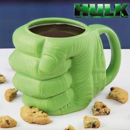 Mug Hulk poing 3D