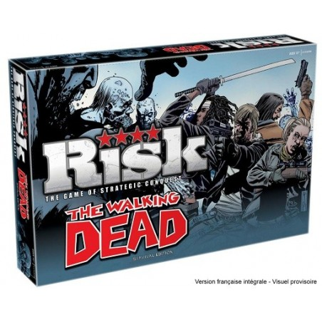Risk The Walking Dead