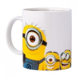 Mug Minions - La bande des minions