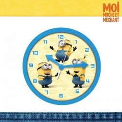 Horloge murale Minions