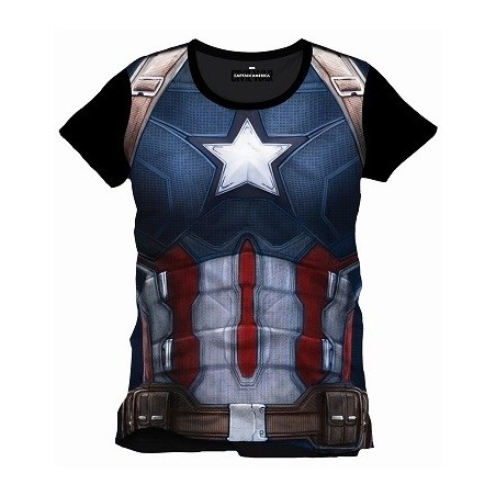 T-Shirt Civil War Captain Subli All Subli