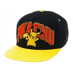 Casquette Pikachu Snapback