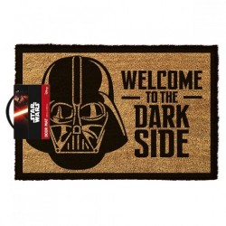 "Paillasson Dark Vador ""Welcome to the Dark Side"""