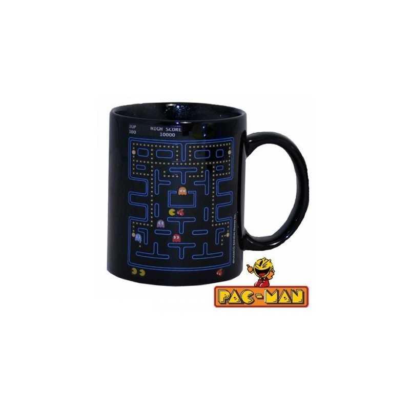 Mug Pacman thermoreactif