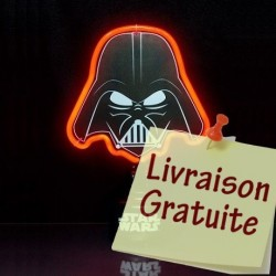 Lampe Neon Dark Vador Star Wars