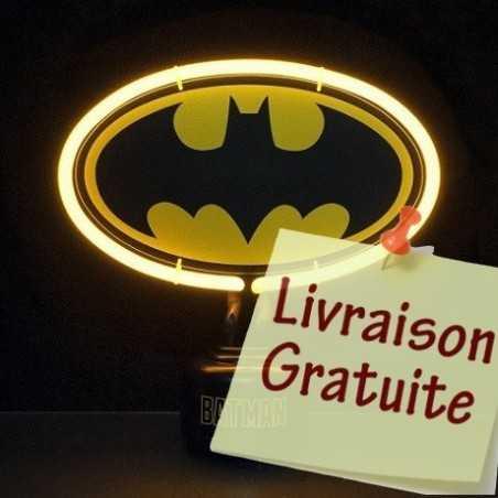 Lampe neon Batman logo