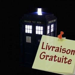 Veilleuse tardis Docteur Who