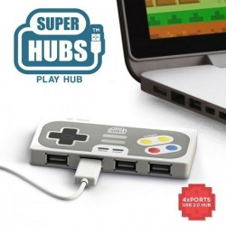 HUB usb manette de jeux video