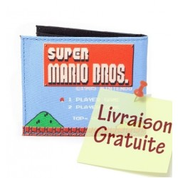 Portefeuille Super Mario Retro 1985
