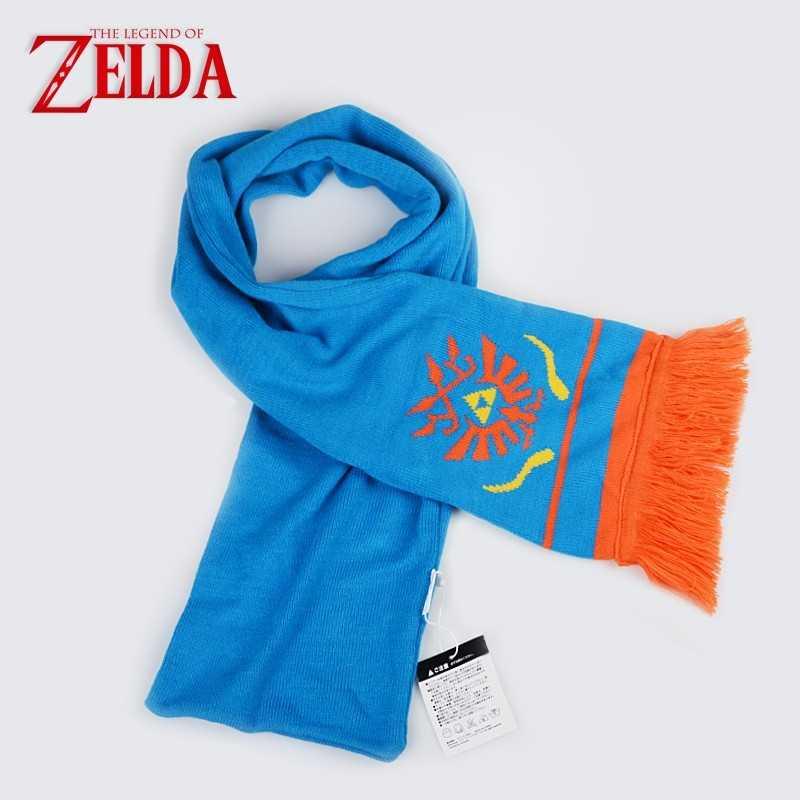 The Legend of Zelda écharpe Logos