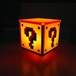 Lampe bloc Mario Bros