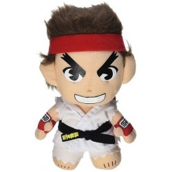 Peluche Street Fighter IV Ryu