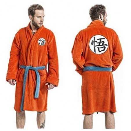 Peignoir Dragon Ball Goku