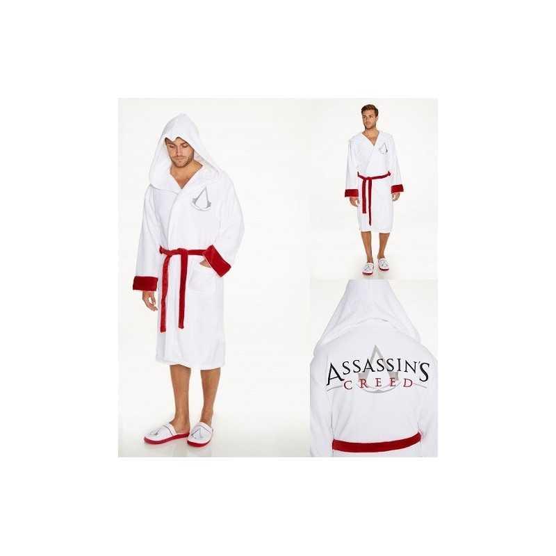 Peignoir blanc Assassin's Creed