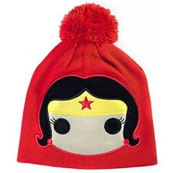 Bonnet Pop Wonder Woman