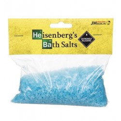 Sels de bain Heisenberg