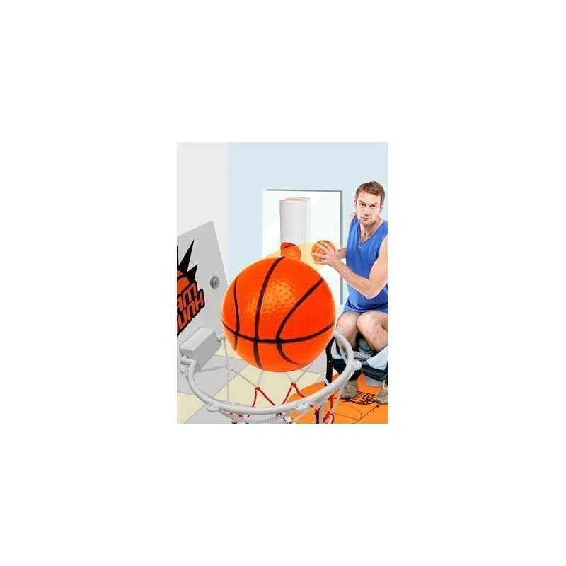 Jeu de Basket dans les WC
