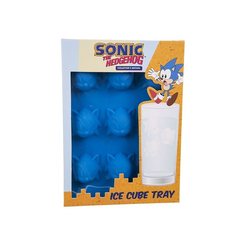 Moule a glaçons Sonic