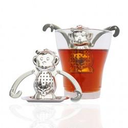Infuseur de thé singe