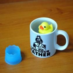 Infuseur de thé canard