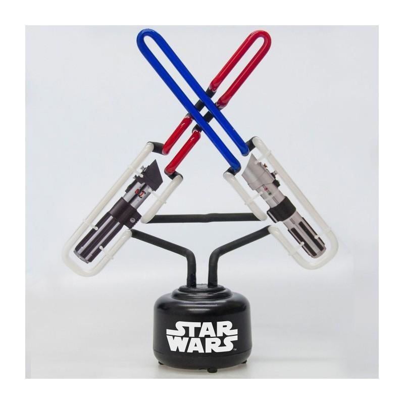 Lampe Néon Sabre Laser Star Wars Vendu Geek