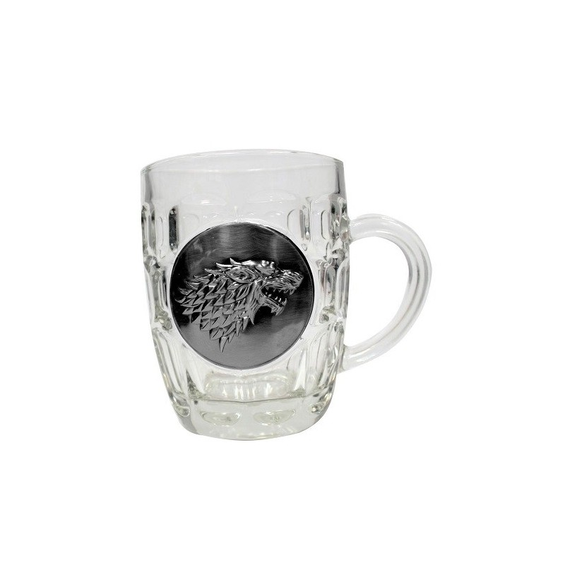 Chope à bière Stark Game of thrones