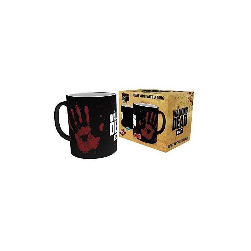 Mug the Walking dead thermoréactif
