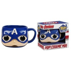 Mug Pop Captain America