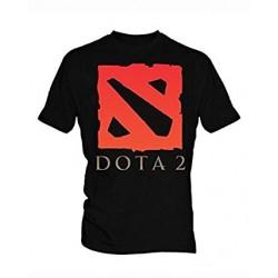 T-Shirt noir DOTA 2