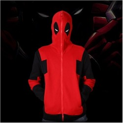 Sweat capuche 3D Deadpool
