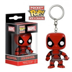 Porte-clés Captain Deadpool Avengers l'ère d'Ultron Pop vinyl