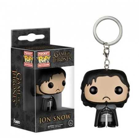 Porte-clés Jon Snow Pop