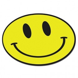 Tapis de souris Smiley