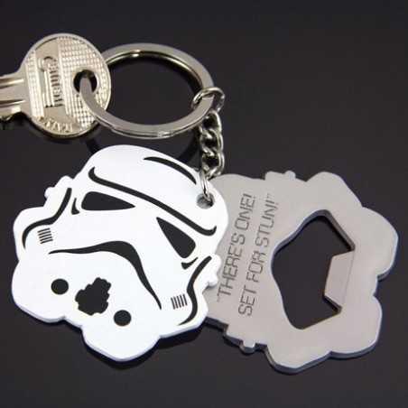 Porte-clés décapsuleur stormtrooper