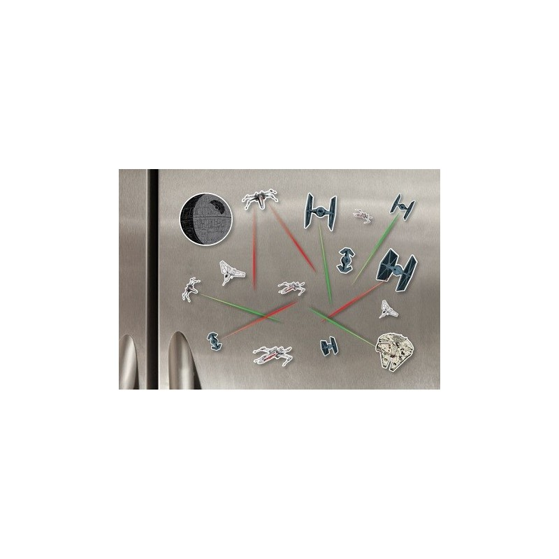 Aimants frigo Star Wars