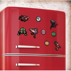 Aimants frigo Marvel Avengers