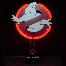 Lampe neon Ghostbusters